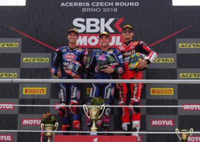 Superbike Brno 2018