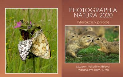 Fotosoutěž Photographia Natura 2020